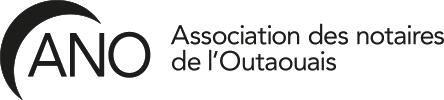 L'Association des notaires de l'Outaouais